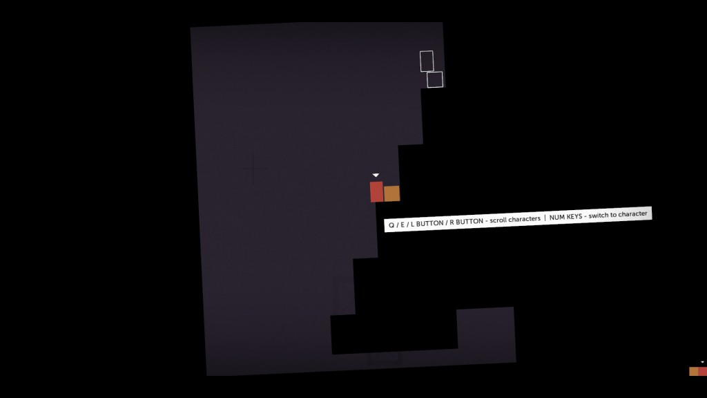 "Screenshot ""Thomas was alone"""
