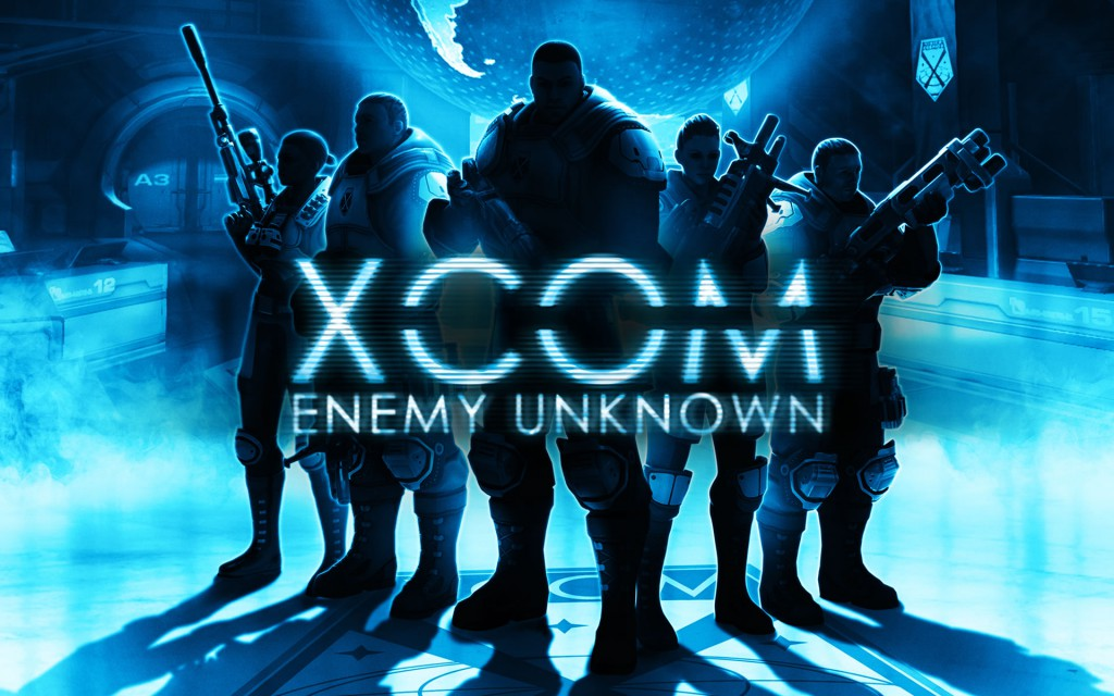 XCom: Enemy unknown - Logo