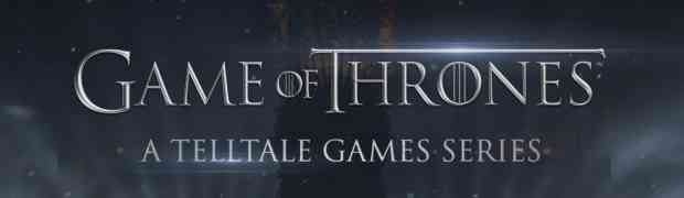 Telltale Games bringt Game of Thrones